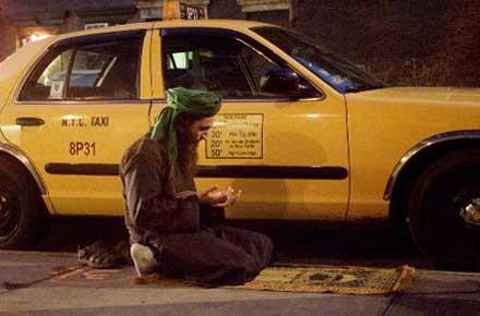 Taxi driver from Pakistan.... inspiring Pakistan